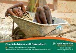 Schaffen Sie einen Platz der Leben rettet: Unterstützen Sie den Bau eines SILOAH-Gesundheitszentrums in Haiti!